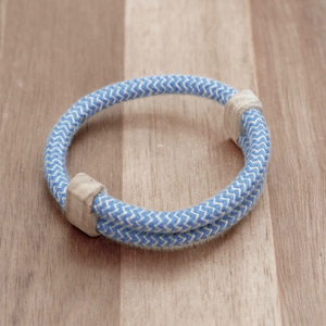 Bracelet Bleu Denim